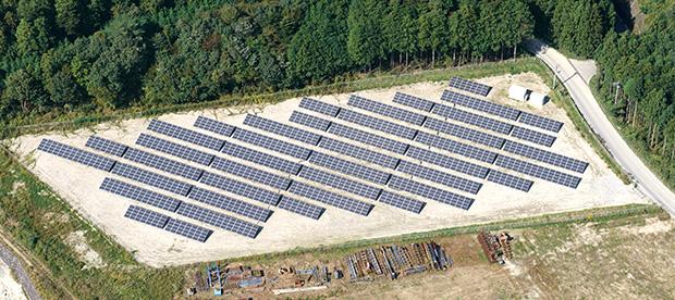 那須太陽光発電所