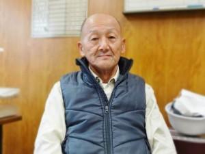 蕨リサイクルセンターの運営協力業者の米本さん
