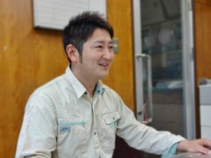東和アークス(株)蕨リサイクルセンター内田さん