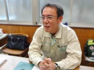 東和アークス(株)蕨リサイクルセンター川井さん