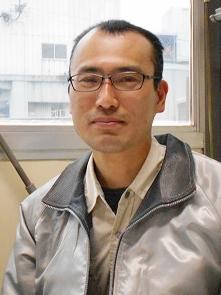 東和アークス(株)川越リサイクルセンターの運営協力業者の壁谷さん